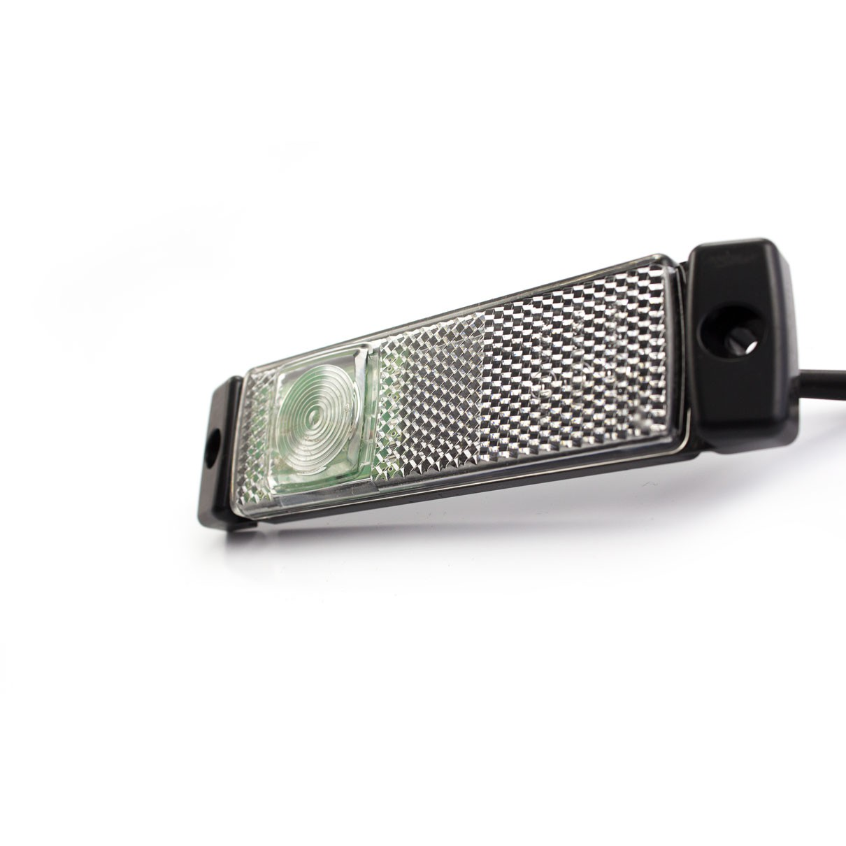 Led plat wit markeringsverlichting verlichting for Hella verlichting
