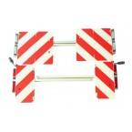 Set breedteverlichting | 3-polige stekker klapbord 420