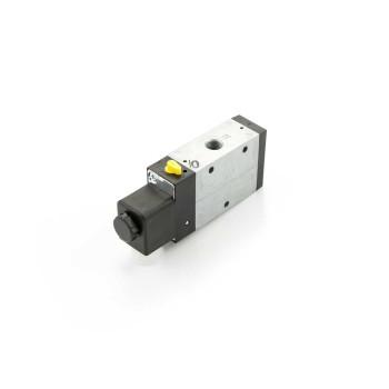 Rexroth Pneum ventiel 3/2 Elektrisch bediening