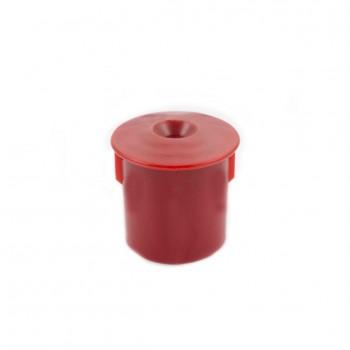 Knorr-Bremse Losknop knop Rood
