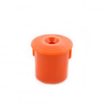 Knorr-Bremse Losknop knop Oranje