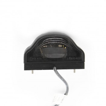 Aspöck kentekenlamp [36-3004-017]