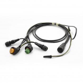 Aspöck kabelset lichtbak [68-4788-007] 5K