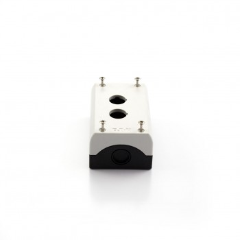 Drukknopkast leeg 2-knops [M22]