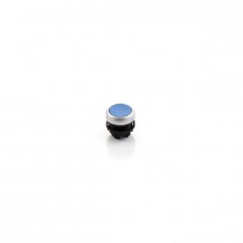 Drukknop blauw [M22-DR-B]