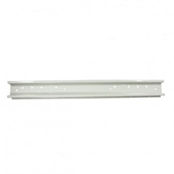 Witte lichtbak voor ronde lampen