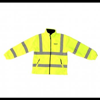 Broshuis veiligheid fleece jas