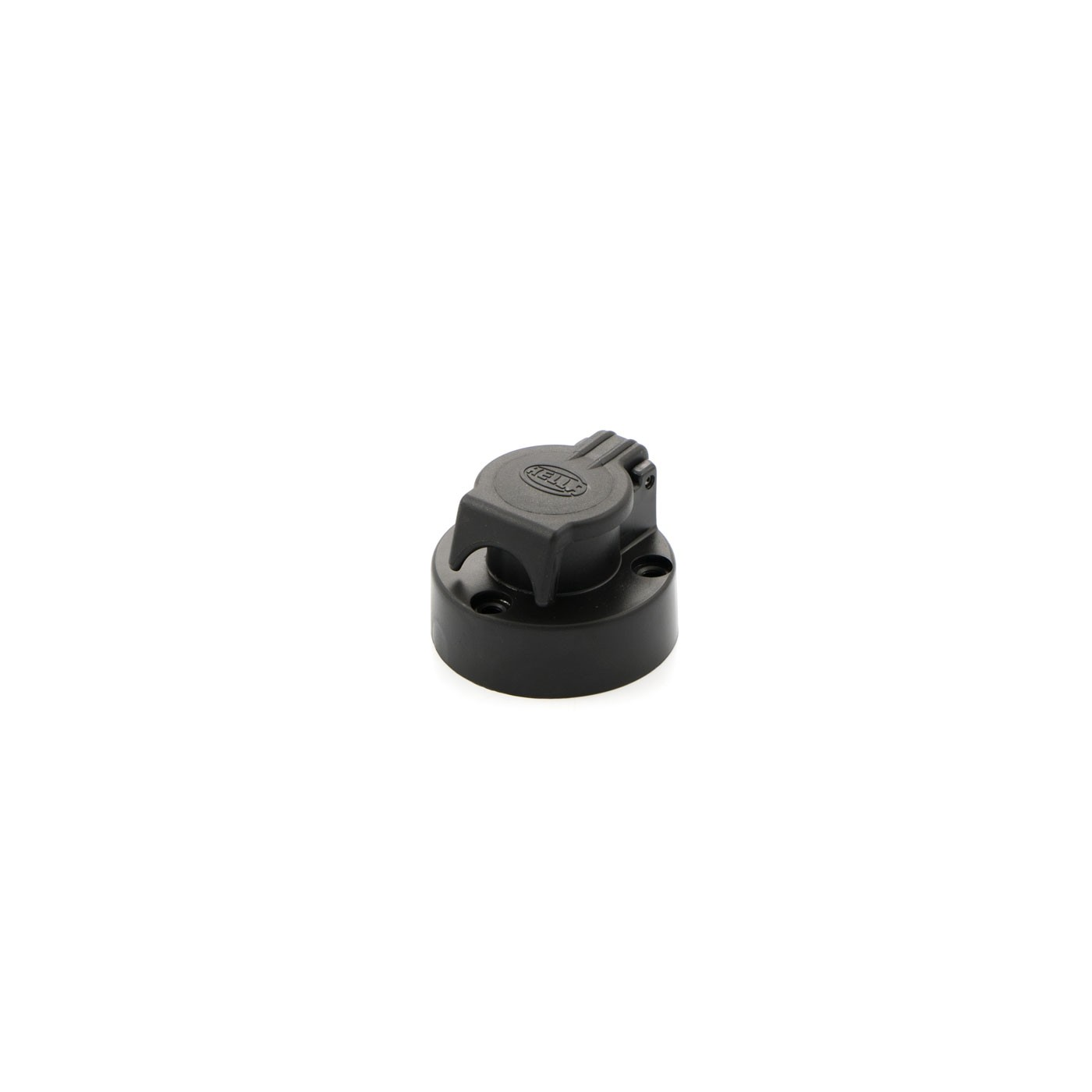 8JB 001 933-031 HELLA Socket black 3 pin