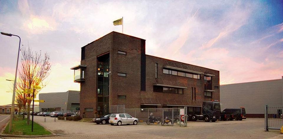 Kantoor-Broshuis